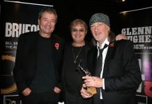 Ian Gillan, Ian Paice, Roger Glover
