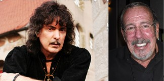 Ritchie Blackmore e Bruce Payne