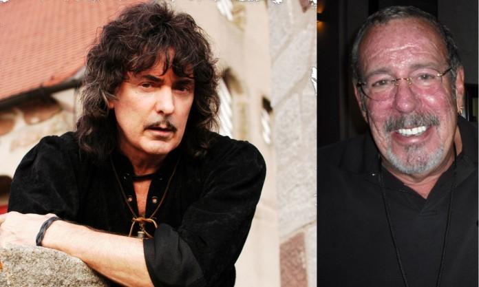 Ritchie Blackmore e Bruce Payne