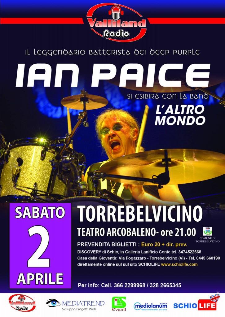 Ian Paice Torrebelvicino