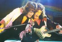 Joe Lynn Turner e Ritchie Blackmore