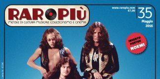 Raropiù 35 maggio 2016 Deep Purple