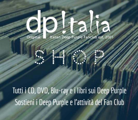Negozio Deep Purple Italia